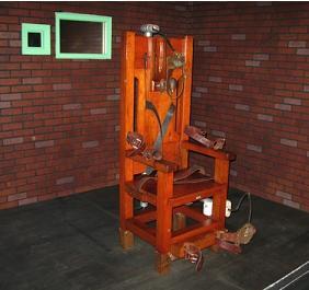 Pena di morte in virginia robert gleason sceglie la sedia for Morte con sedia elettrica